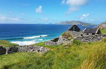 Seascapes of the Dingle Peninsula