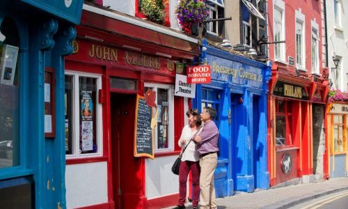 Dingle Town, Ireland