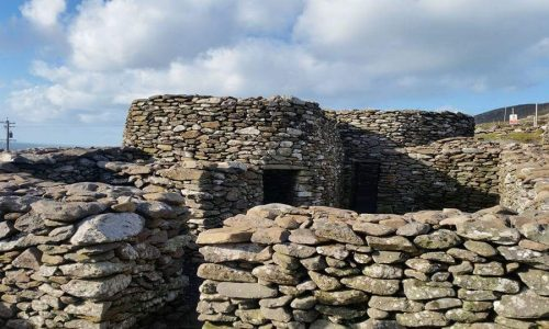 Ancient buildings Dingle