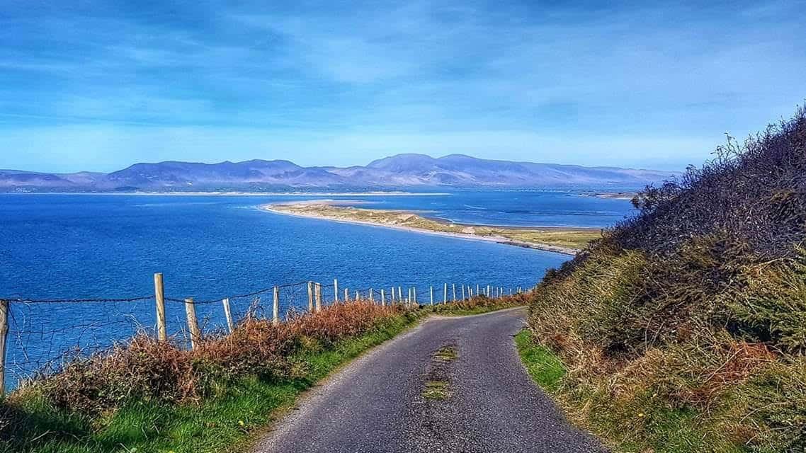 Pass in Dingle Ireland