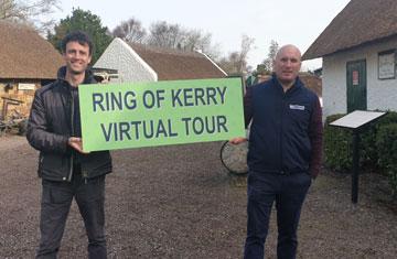 ring of kerry virtual tour